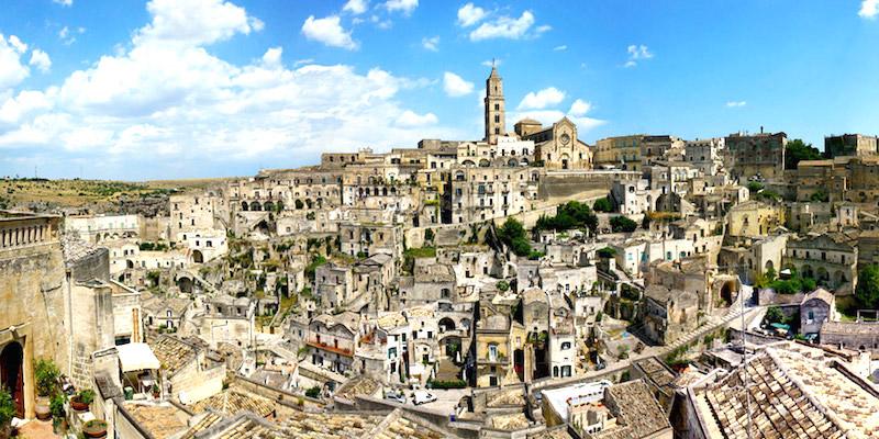 Offerta escursione ai Sassi di Matera