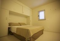 Camera con letto matrimoniale mini suite