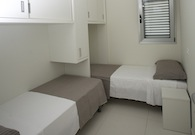 Camera con letti singoli mini suite