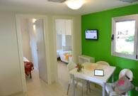 Mini suite superior con ampio soggiorno