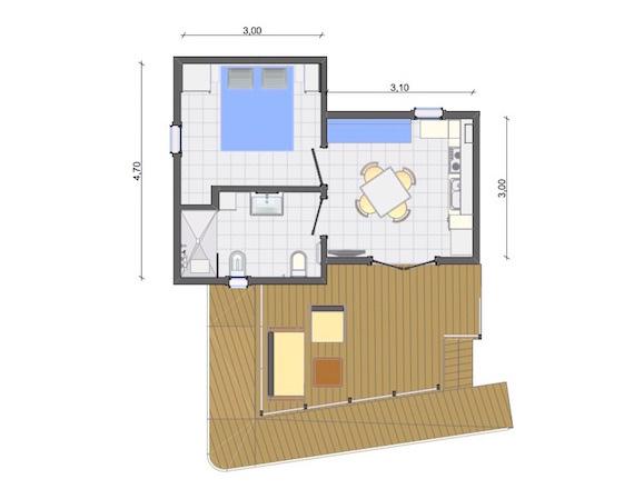 Mini Suite Standard Comfort
