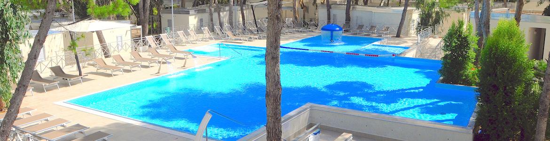 Piscina Sira Resort