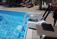 I-Swim sollevatore per piscina