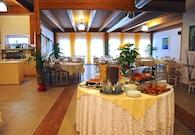 Buffet colazione resort